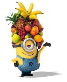 Despicable Me - at my house with have 3 little colored brothers . this minion reminds me of the 1 yr. old minion - Tyler Minion . Amor Minions, Minions Despicable Me, Minions Quotes, Minion Face, My Minion, Minion Banana, Funny Minion, Happy Minions, Minion Shoes