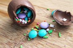 Especial Diy Pascua: Día 2, Huevos de chocolate sorpresa - La Casita de Reich