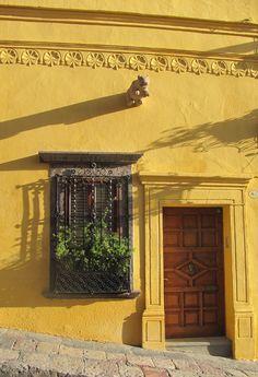 Puerta, San Miguel Allende, Querétaro
