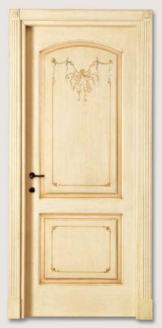 S.CANTOSI 722C/QQ/A Pant. A S. Cantosi© Classic Wood Interior Doors | Italian Luxury Interior Doors | New Design Porte '700