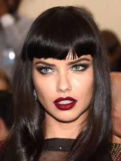 adriana lima met gala 2015 hair - Google Search