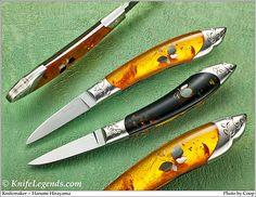 Knives by Harumi Hirayama