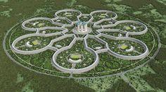 Дахир Семенов: города будущего
