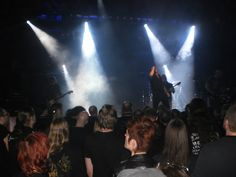 the gathering @ metal for mara 2012