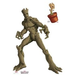 Save $5 on any order over $25 order when you share our page to your favorite social media network.  Discount does not apply to HeroBox Groot and Baby Groot Cardboard Cutout