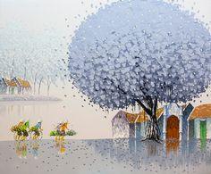 http://artbluestudio.com/phan-thu-trang/ -- Phan Thu Trange, Vietnamese Landscape Painter (2 of 10)