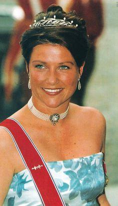 imagesoftheroyals:  Princess Martha Louise Princess of Norway