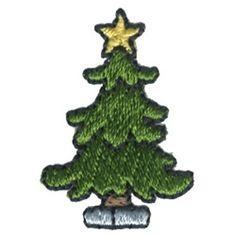 Tree Embroidery Design | AnnTheGran