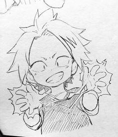My Hero Academia // BNHA // Denki Kaminari / Chargebolt / Quirk Electrification Chibi, My Hero Academia Manga, Sketches, Character Art, Sketch Book, Anime Drawings Sketches, Boku No Hero Academia, Anime Sketch, Hero