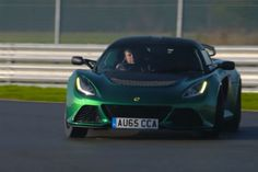 Watch the Lotus Exige Sport 350 Tear Up a Damp Race Track The fastest production Exige to date. http://www.automobilemag.com/features/news/watch-the-lotus-exige-sport-350-tear-up-a-damp-race-track/