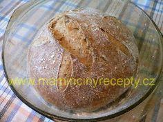 Bezlepkový křupavý chleba Gluten Free, Pasta, Bread, Baking, Food, Glutenfree, Brot, Bakken, Essen