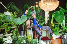 """NCT's Taeyong has released a teaser image for his upcoming SM STATION 3 digital single """"Long Flight"""" which is scheduled to be released on July Nct Taeyong, Mark Lee, K Pop, Kim Dong Young, Zen, Johnny Seo, Sm Rookies, Long Flights, Na Jaemin"""