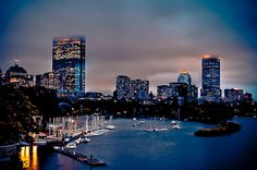 Boston - one of my favorite places!