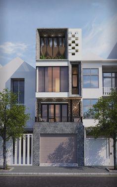 Công ty xây dựng Nguyên giới thiệu mẫuThiết kế xây nhà ống 4 tầng mặt tiền 4,5x15mđược thiết kế với phong cách hiện đại với nhà 4 tầng diện tích 5x15m2 ngôi nhà được thiết kế với tông màu khá ấn tượng, kiểu dáng độc đáo và được trang trí các vật liệu như cây …