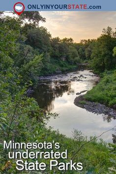 11 Under-Appreciated State Parks In Minnesota You're Sure To Love - Hiking State Parks, Minnesota Camping, Minnesota Hiking Trails, Minnesota Funny, Colorado Hiking, Camping And Hiking, Hiking Gear, Outdoor Travel, Day Trips