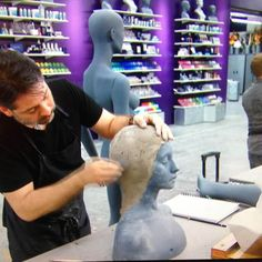 One of the best experiences of my professional career #grateful #FaceOff #SyFy #monstermaker #mua #specialeffects by pibe75