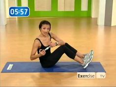 Bridal AbSession with Violet Zaki Workout Videos by ExerciseTV