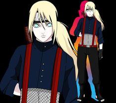 Inojin Yamanaka design by JulesRoux on DeviantArt Sai Naruto, Naruto Boys, Anime Naruto, Naruto Shippuden, Inojin Yamanaka, Ino And Sai, Boruto Characters, Boruto Next Generation, Narusasu