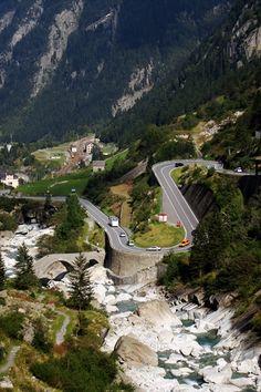 Photos of St. Gotthard Pass