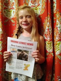 Nine-Year-Old Defends Reporting Murder Story