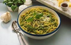 Spaghetti in Zucchinisoße - Vegetarische Rezepte zum Genießen