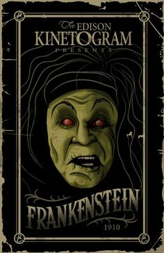 Frankenstein ~~ directed by J. Searle Dawley
