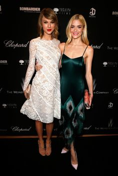 Taylor Swift and her close friend, Jaime King