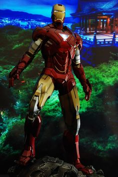 Iron Man Cosplay | Cosplay Ideas: Iron Man | Cosplay Tips