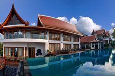 Villa di lusso a Koh samui