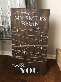 Rustic Bridal Shower Gifts Etsy Ideas For 2019 Bridal Shower Rustic, Bridal Shower Gifts, Bridal Gifts, Wood Wedding Signs, Wood Signs, Diy Wedding, Wedding Photos, Party Photos, Photo On Wood
