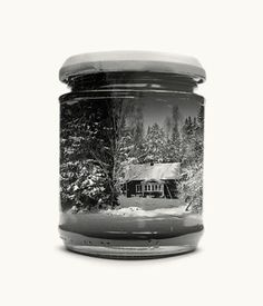 Finnish photographer Christoffer Relander collects in jars nostalgic childhood memories and landscapes in a series of analog double exposure photographs. Photography Projects, Photography Tips, Landscape Photography, Nature Photography, Venice Photography, Photography Sketchbook, Babies Photography, Levitation Photography, Reflection Photography