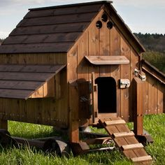 The Orchard Hen House by The Stables Workshop £415 basic