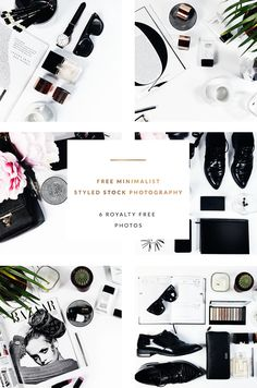FREEBIES | Free Minimalist Styled Stock Photography | All photos can be used in commercial and personal works. You can download it from the links.