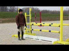 Walking Distances & Building a Safe Show Jump Course