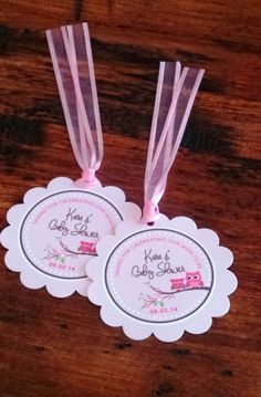 20 owl baby shower favor tags by charlotteandlily on Etsy