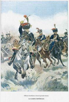 наполеон и революция: Дюпрэ (Henri-Louis Dupray) Анри-Луи (1841-1909)