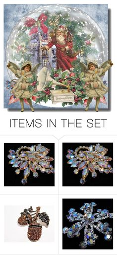 Christmas Wishes by pattysporcelainetc on Polyvore featuring art, vintage and country