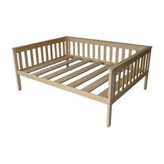 Willa Arlo Interiors Elof Twin Daybed & Reviews | Wayfair Trundle Mattress, Twin Daybed With Trundle, Wood Daybed, Upholstered Daybed, Sofa Bed, Pine Beds, Roll Away Beds, Folding Beds, Wood Slats