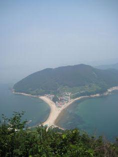 Katie's Travels in Korea: Weekend in Bijindo Island #bijindo #island #quiet