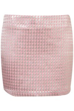 dogtooth jacquard skirt from Topshop  so baby spice