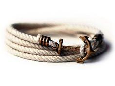 KJP - Atlantic Whalers Lanyard Bracelet, 350 SEK