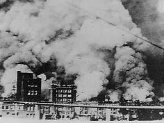 Bombing Rotterdam