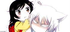 Little Nanami. Tomoe. Kamisama Hajimemashita. LOVE THIS ANIME! one of the best!