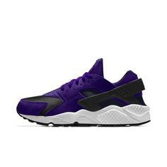 on sale 835c4 8e957 Nike Air Huarache Essential iD Womens Shoe Size 11.5 (Purple) Nike Air  Huarache,