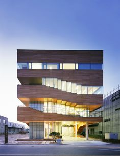 Life & Power Press Cultural Topography / Unsangdong Architects