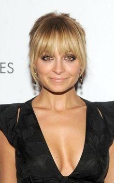 Nicole Richie Bangs - yes!