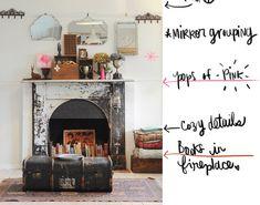 Zimmer gemütlich einrichten? Das kann so einfach sein. Hier zeige ich Euch ein paar tolle Wohnideen mit viel Farbe, Teppichen und Holz!