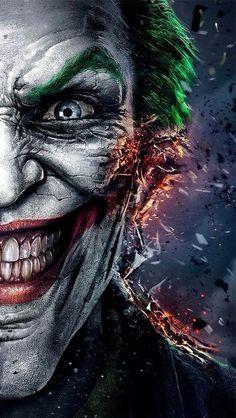 joker and batman batman villian batman joker family batman batman villains batman movie harley quinn bats funny joker gotham joker the joker joker harley joker batman the joker tattoo Art Du Joker, Le Joker Batman, Der Joker, Joker And Harley Quinn, Joker Arkham, Joker Comic, Gotham Batman, Batman Art, Batman Robin
