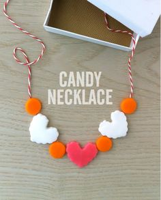 DIY Airheads Candy Necklace | Shauna Younge