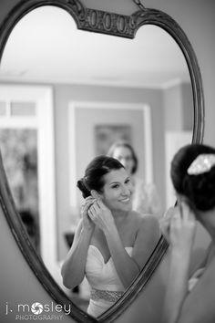wedding heart mirror
